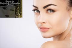 Design de Sobrancelha+Henna+Depilação Egípcia do Buço na linha. De R$ 40,00 por apenas R$ 19,90.