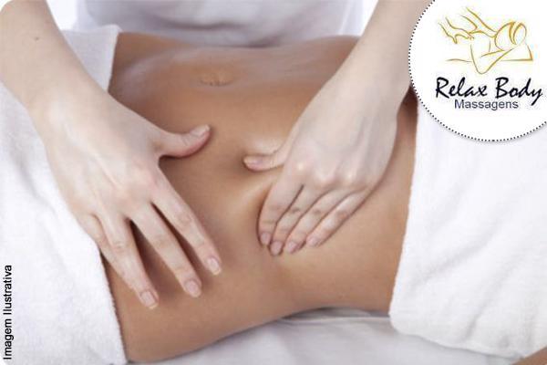 8 sessões de Massagem Redutora Manual no Relax Body Massagens por apenas 139,90