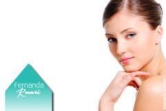 Limpeza de pele + 4 peelings ultrassônicos na Fernanda Rovari Estética de 250,00 por 49,90