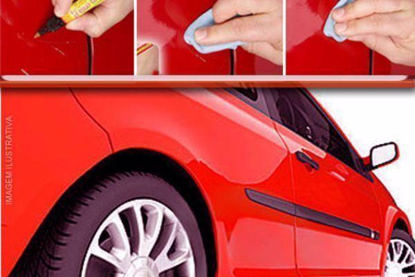 Mascara riscos - Fix It! Pro – Caneta Preenchedora de Arranhões de Automóveis + Frete Grátis, por apenas 19,90