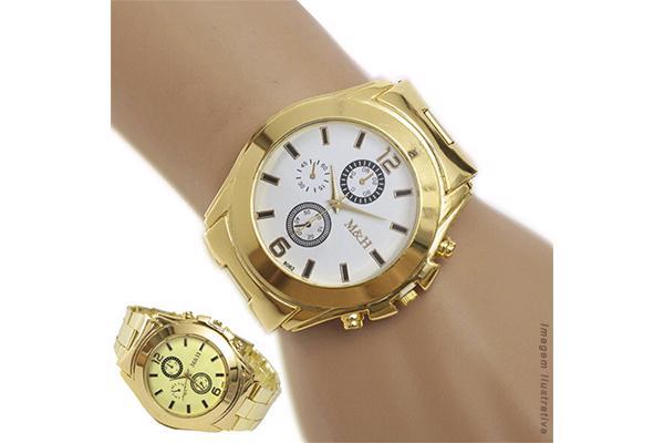 Relógio Feminino com Frete Grátis para todo o Brasil apenas R$ 43,90