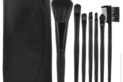 Kit Maquiagem (com 7 opções de Pinceis) com Frete Grátis apenas R$ 33,90