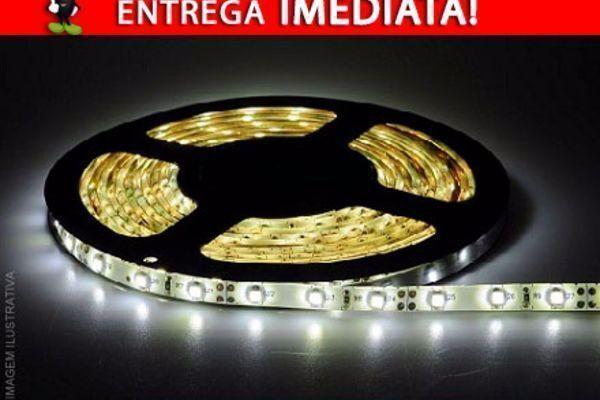 Fita LED Entrega Imediata + Frete Incluso para todo Brasil por apenas 57,90.