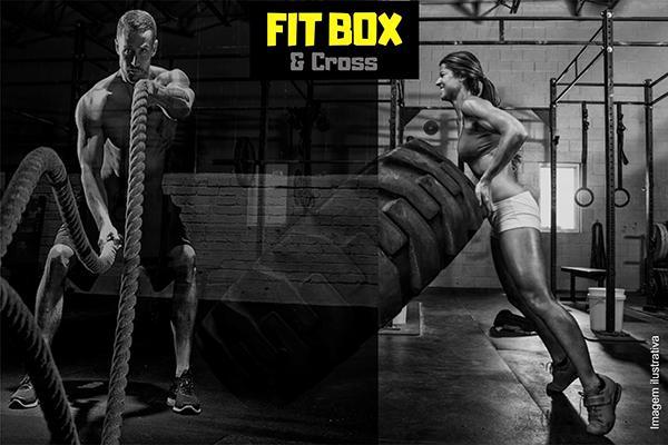 Treinamento Funcional  3x por semana no FitBox & Cross por apenas R$ 69,00.