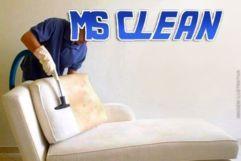 Está sujo? Lavagem de Estofados Convencional de 2 e 3 Lugares na MS Clean, de 280,00 por apenas 89,90.