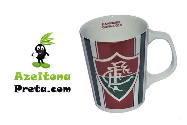 Caneca em Porcelana e Lata personalizadas com o escudo do seu time! Aproveite esse desconto, por apenas R$ 33.90