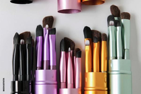 Kit Maquiagem (com 5 Opções de Pincéis) com Frete Incluso para todo o Brasil R$ 45,90