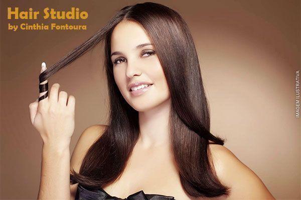 Cristalização Capilar DEFINIT no Hair Studio by Cinthia Fontoura,  de 80,00 por apenas 29,90.