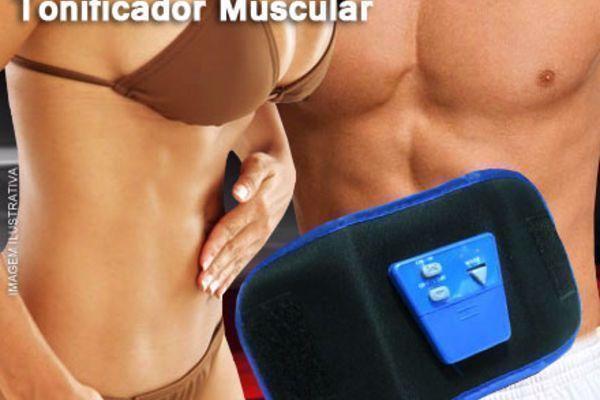 Tenha sua tão sonhada ´barriga de tanquinho`! Tonificador Muscular por apenas 38,90. Frete Grátis para todo o Brasil