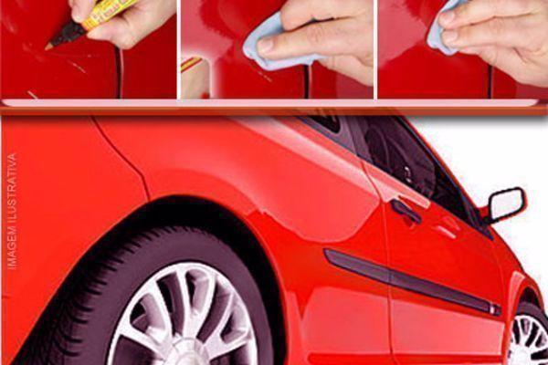 Mascara riscos - Fix It! Pro – Caneta Preenchedora de Arranhões de Automóveis + Frete Grátis, por apenas 25,90
