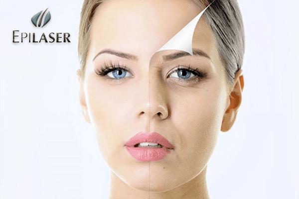 Higiênização facial + esfoliação + peeling químico + aplicação de Dmae .De R$ 90,00 por R$ 35,00 na Epilaser!