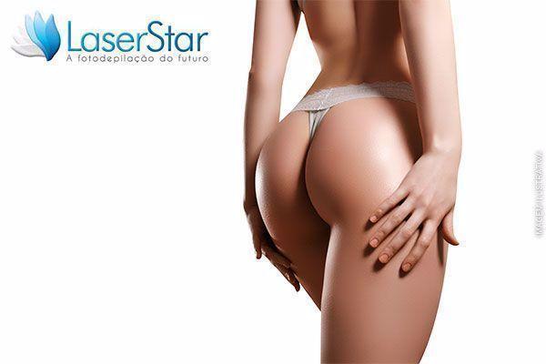 Redução de Medidas! 6 Sessões de Massagem Modeladora + Turbinada + Manta na Laser Star, por apenas 119,90.