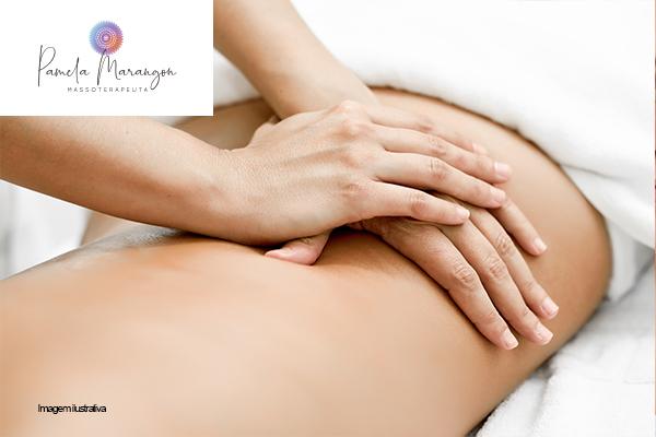 2 Sessões de Massagem Tui-ná no Espaço Mulher por Pamela Marangon, de 80,00 por 49,90.