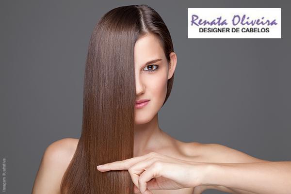 Escova Progressiva na Renata Oliveira, de 300,00 por 200,00. Parcele em até 6x!