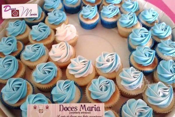 35 Mini Cupcakes de Recheados (4 Opções de Sabor) na Doces Maria, de 87,50 por apenas 59,99.